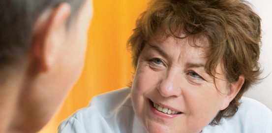 Claudia Mazzocato, Service des soins palliatifs