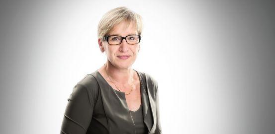 Isabelle Lehn, directrice des soins du CHUV