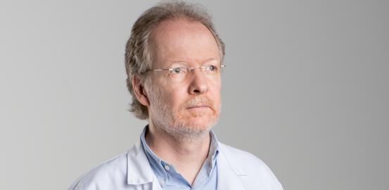 """Patrick Bodenmann: """"La vulnérabilité n'a pas de frontières"""""""