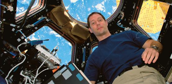 La médecine en orbite