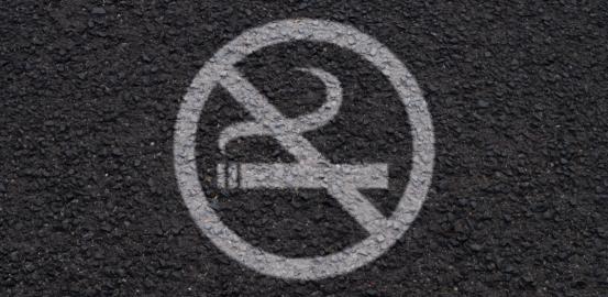 La cigarette sous pression