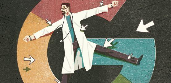 Vers des médecins étoilés sur Internet