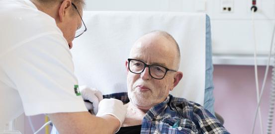 Adapter l'hôpital aux aînés