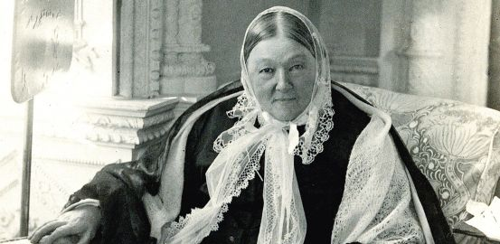 Florence Nightingale, pionnière du data management