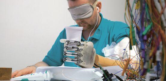 Des prothèses contrôlées par la pensée